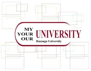 List of Courses Offered at Rusangu University, RU: 2019/2020