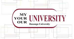 List of Postgraduate Courses Offered at Rusangu University, RU: 2019/2020