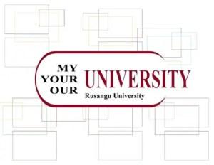 List of Postgraduate Courses Offered at Rusangu University, RU: 2019/2020
