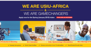 United States International University, USIU Admission Requirements: 2019/2020