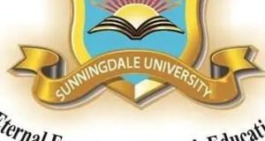 Sunningdale University, SU Zambia Admission list: 2018/2019 Intake