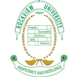 List of Courses Offered at Rockview University, RU Zambia: 2019/2020