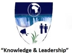 Victoria Falls University of Technology, VFU Academic Calendar 2019/2020 Academic Session