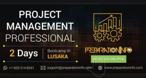 PMP Exam Preparation and Certification Training Program in Lusaka 2 Days - 2019 Free Event
