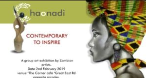 Contemporary To Inspire Group Art Exhibition - 2019 Free Event