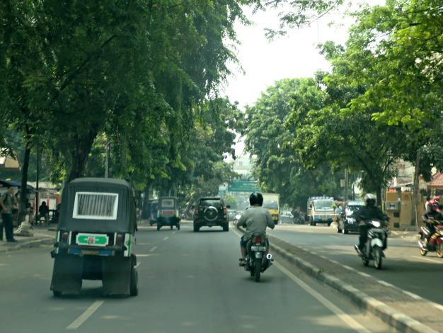 One day in Jakarta; MoNas, Jakarta, Indonesia; D.I.Y. Jakarta