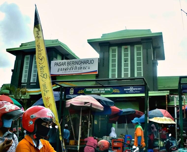 Pasar Beringharjo, Yogyakarta, Indonesia