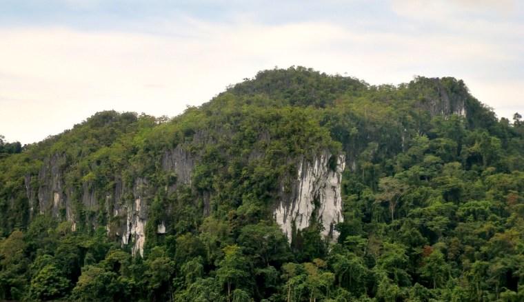 Ugong Rock; Puerto Princesa, Palawan