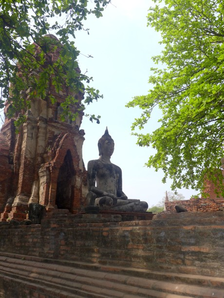 What to do in Ayutthaya; D.I.Y. Ayutthaya