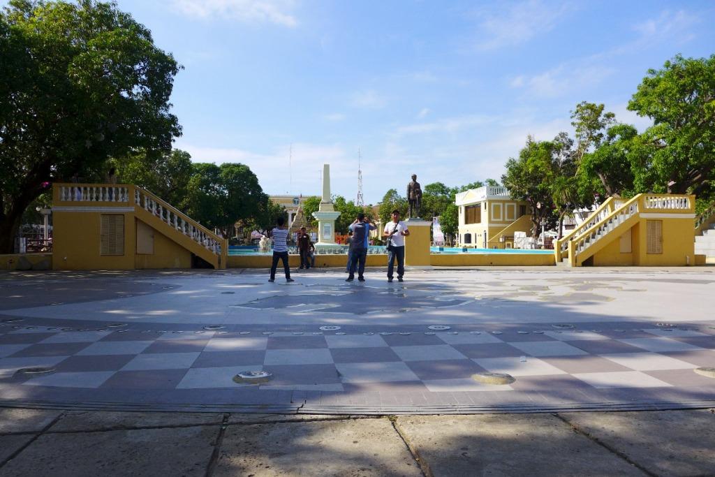 Plaza Salcedo, Vigan Itinerary