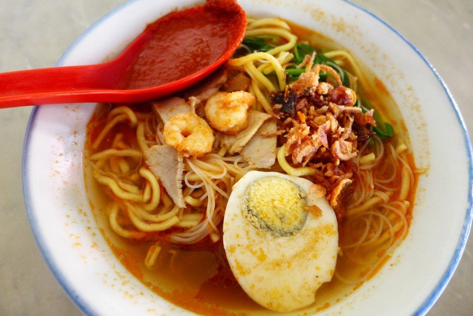 Ping Hooi; D.I.Y. Penang food tour; Penang food and travel guide