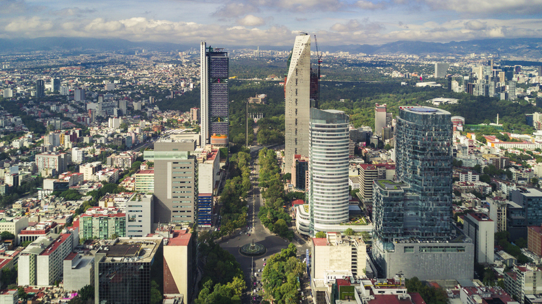 Security services in Mexico City