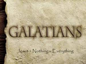 The Epistle to the Galatians and the 21st Century Clergy: Galatians 2