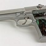 Beretta 92 M9 Series Kirinite Jungle Camo Grips