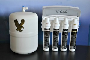 EAGLE REVERSE OSMOSIS drinking water filtration system for your home