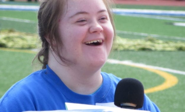 Smiles and celebrations at Special Olympics