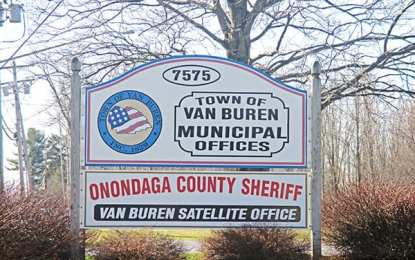 From the town of Van Buren: What does a town engineer do?