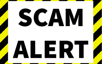 Police warn residents of new phone scam