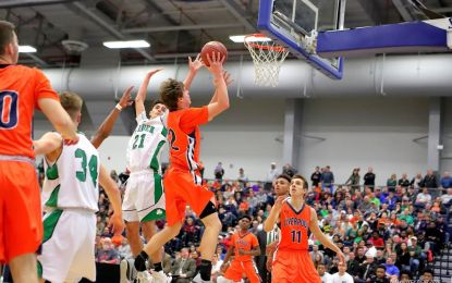 Warriors beat Ludden in sectional AA semifinal