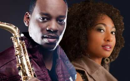 CNY Jazz presents Black History Month Cabaret with Jackiem Joyner and Selina Albright