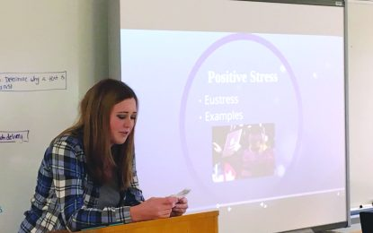 JE students hone public speaking skills