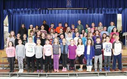 Reynolds Elementary School Players to present 'Treasure Island'