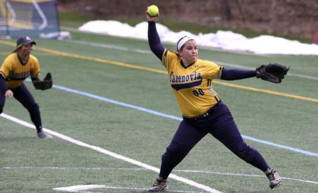 COLLEGE SOFTBALL: Morrisville State falls to Cazenovia College in doubleheader