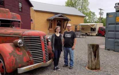 'The Yard' brings live music, artisan goods to Manlius