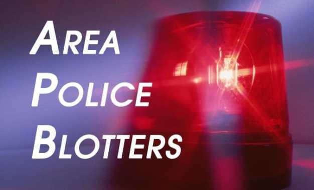 Area Police Blotters