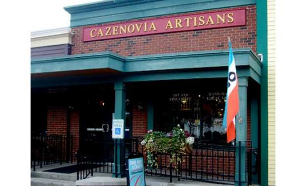 Cazenovia Artisans to offer weekend of visual arts