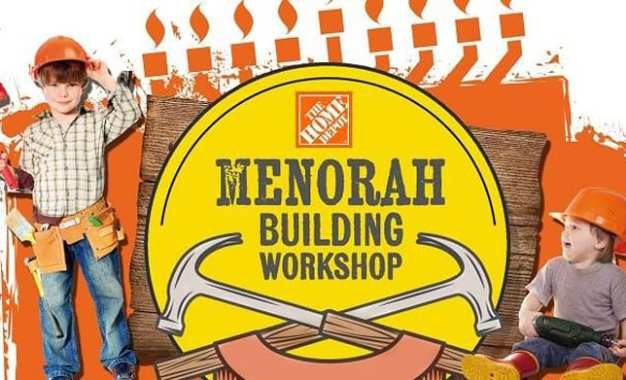 Chanukah Menorah projects for kids announced