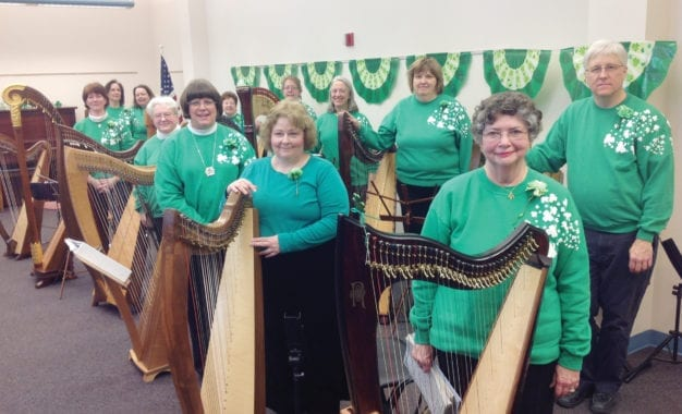 B'ville Public Library celebrates Celtic music and dance