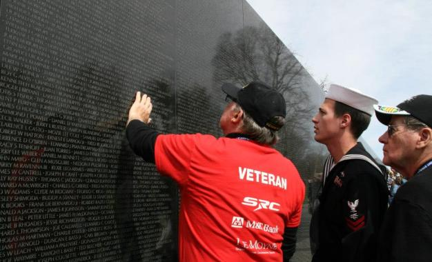 WE WANT YOU: Honor Flight Syracuse looking for vets for September flight