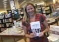SU alum, author signs books at DeWitt Barnes & Noble