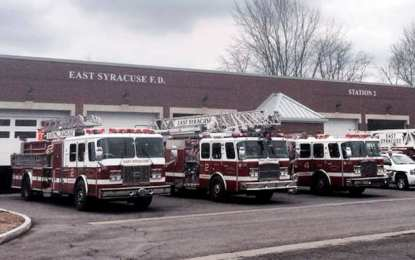 Suspended East Syracuse fire chief to appear in court on July 25