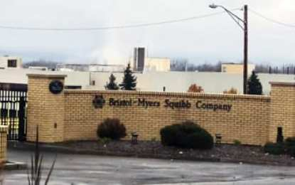 Bristol-Myers Squibb plant seeks redevelopment to increase sewer capacity, jobs