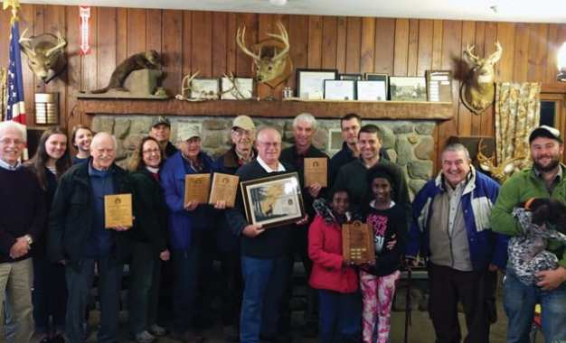 Local Izaak Walton League chapter wins awards