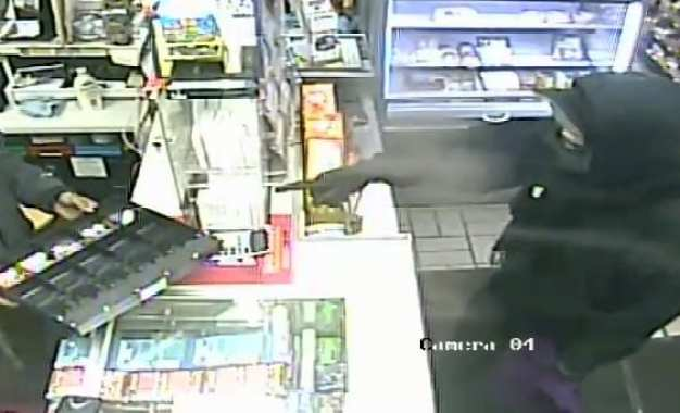 State police investigating armed robbery in Salina