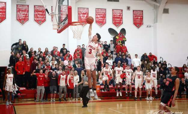 B'ville boys basketball beats Proctor in sectional opener