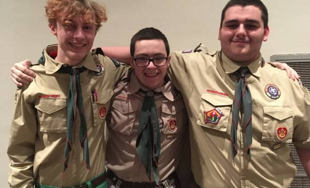 Newest Fayetteville Eagle Scouts to earn recognition