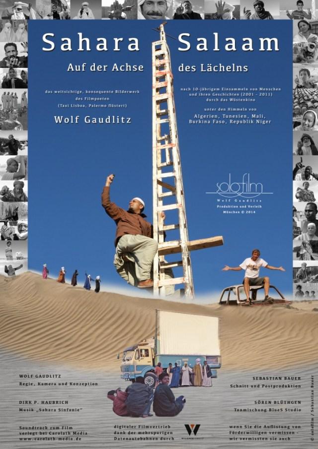 Sahara Salaam Plakat