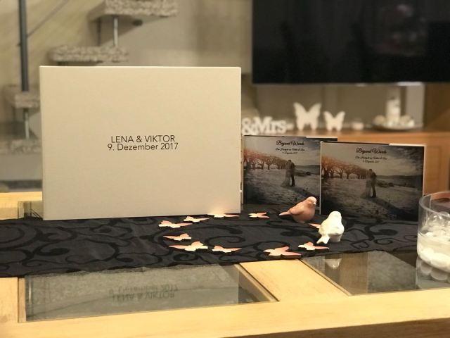 Luxusbuch Schutz Case Aufbewahrungsbox Eagle Pictures