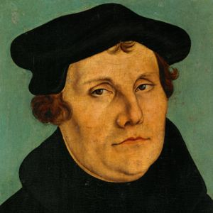 Temple or Tabernacle?  Martin Luther