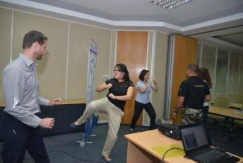 Basic Corporate Self-Defense / Team-Building
