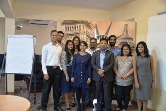 Corporate Project Management Workshop