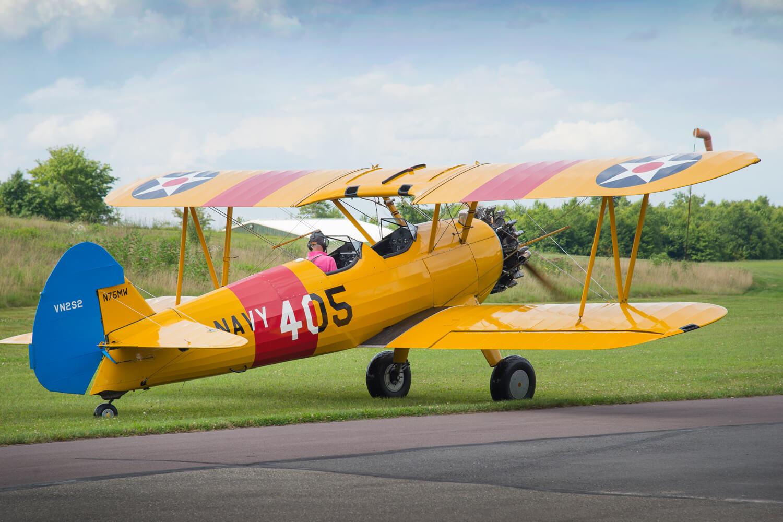 Antique Aircraft Museum