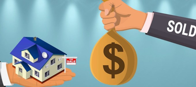 icon for selling a house