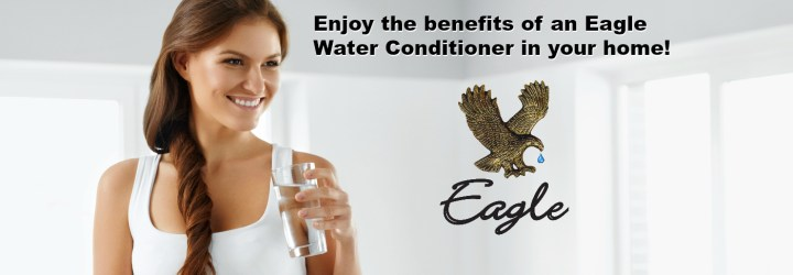 Enjoy the benefits of an eagle water conditioner in your home or business