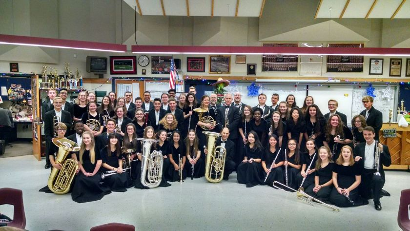 Spring Wind Ensemble Concert - May, 2017