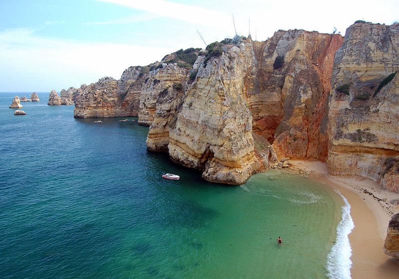 algarve, portugal, summer destination 2011